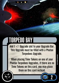 High Yield Photon Torpedoes Weapon-TORPEDO-BAY