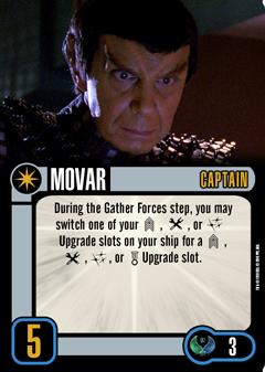 [OP Vorschau] Klingon Civil War - Baiting the Romulans Captain-MOVAR