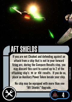 [OP Vorschau] Klingon Civil War - Baiting the Romulans Tech-AFT-SHIELDS