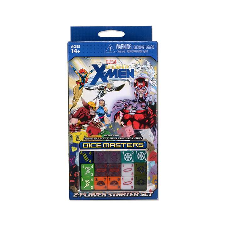 Marvel Dice Masters: Uncanny X-Men Starter Set