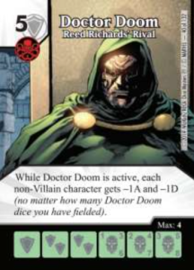 Marvel Dice Masters FAQ