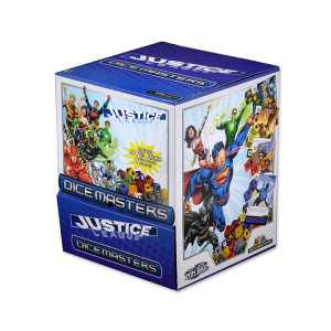 DC Comics Dice Masters Justice League