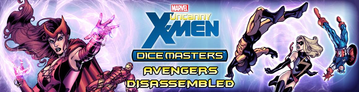 Avengers Disassembled Banner