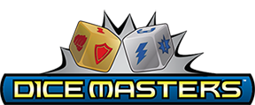 Dice Masters Dice Building Game