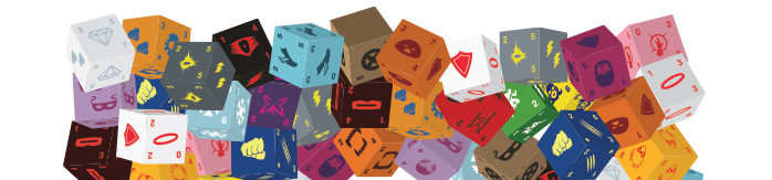 Marvel Dice Masters: Uncanny X-Men Dice