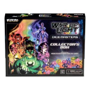 DC Comics Dice Masters: War of Light Collector