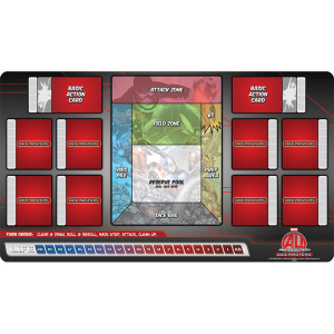 Marvel Dice Masters: Age of Ultron Play Mat