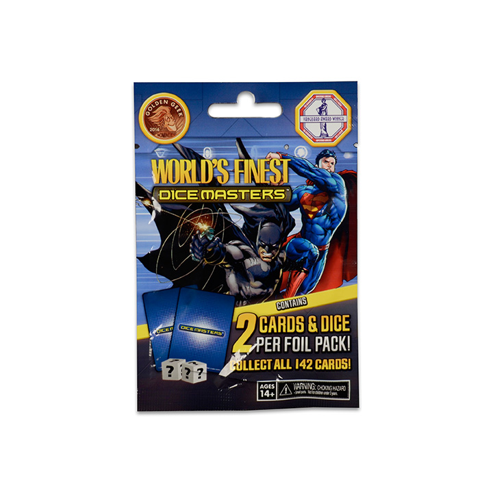 DC Comics Dice Masters: World