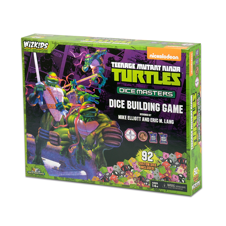 Tmnt Dice Building Game