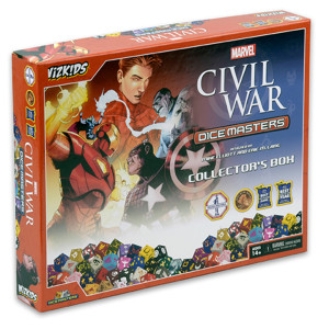 Marvel Dice Masters: Civil War Collector