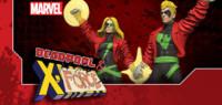 Marvel HeroClix: Deadpool & X-Force - Fenris