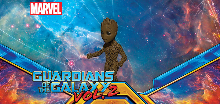 Marvel HeroClix: Guardians of the Galaxy v2 Movie - Groot