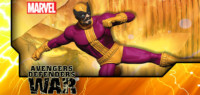Marvel HeroClix: Avengers/Defenders War - Batroc