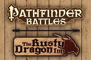 Pathfinder Battles: The Rusty Dragon Inn