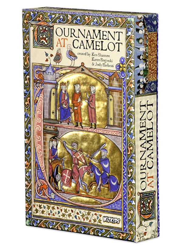 Tournament at Camelot (T.O.S.) -  WizKids