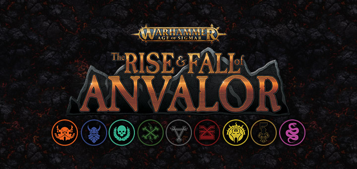 Rule the Stronghold in Warhammer: Age of Sigmar: The Rise & Fall of