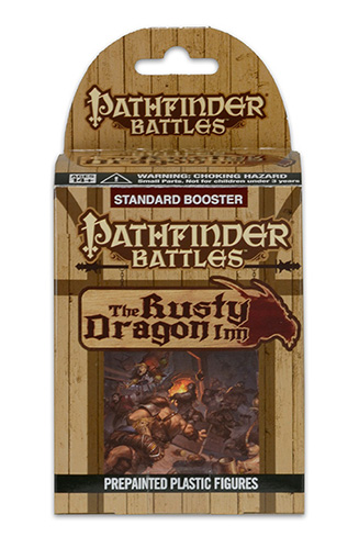 Pathfinder Battles The Rusty Dragon Inn