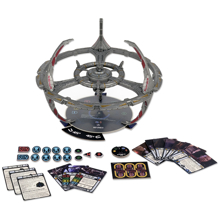 Deep Space Gateway >> Deep Space 9 | Attack Wing