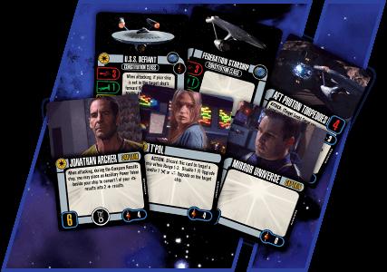 Star Trek Attack Wing In A Mirror Darkly Monthly OP