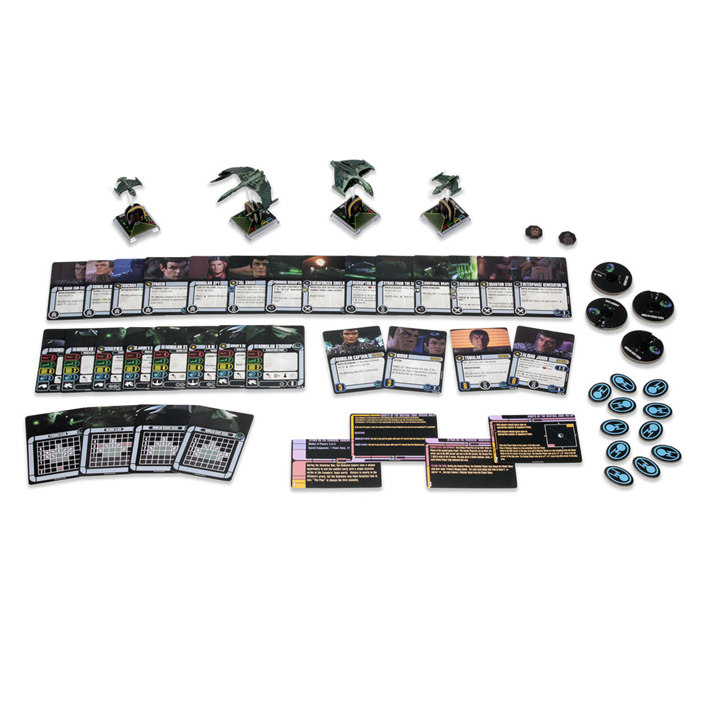 [MINIATURE] Star Trek Attack Wing RomulanFactionPack1