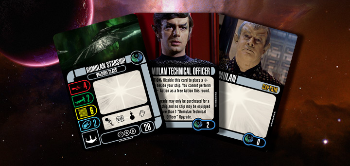 Attack Wing Star Trek Dominion Faction Pack 1