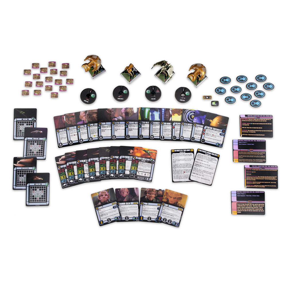 [MINIATURE] Star Trek Attack Wing FerengiFactionPack5