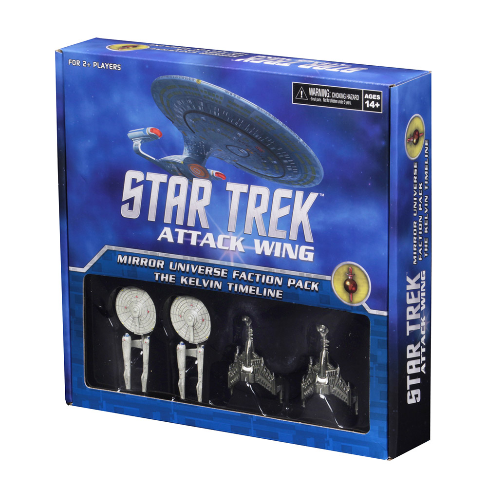 [MINIATURE] Star Trek Attack Wing MirrorUniverse3