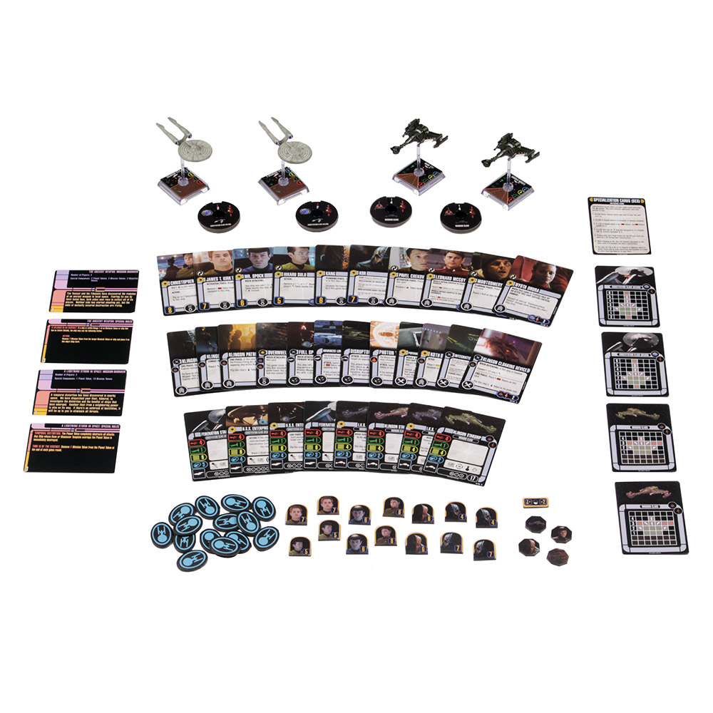 [MINIATURE] Star Trek Attack Wing MirrorUniverse4