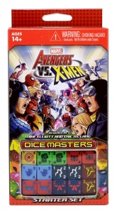 Marvel Dice Masters: Avengers vs. X-Men Front of Box