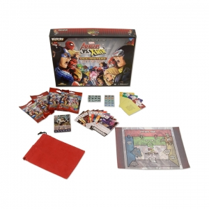 Marvel Dice Masters: Avengers vs. X-Men Setup Box