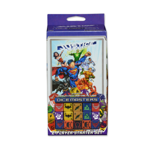DC Comics Dice Masters Justice League