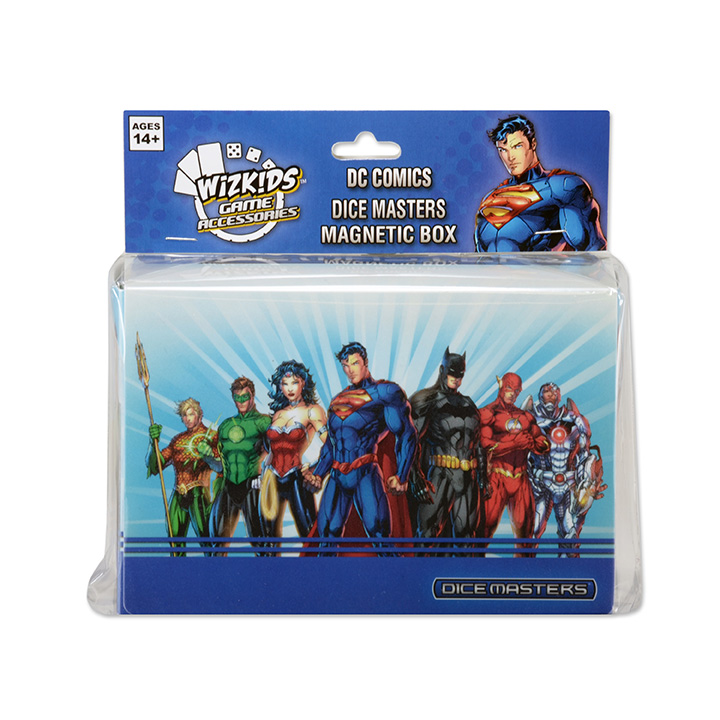 DC Dice Masters: Justice League Play Magnetic Box