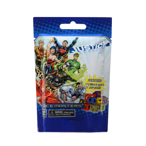 DC Dice Masters: Justice League Foil Pack