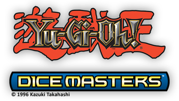 YuGiOh Dice Masters Logo
