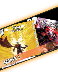 Marvel Dice Masters: Avengers vs. X-Men Month One Organized Play Event