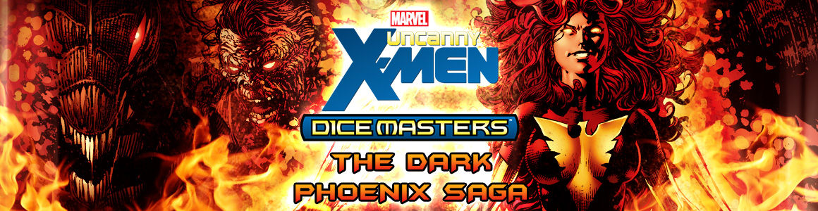 The Dark Phoenix Saga Banner