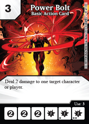 Power Bolt Control | Dice Masters