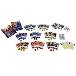 DC Comics Dice Masters: War of Light Components