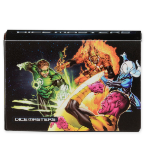 DC Comics Dice Masters: War of Light Team Box