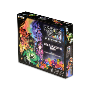 DC Comics Dice Masters: War of Light Collector