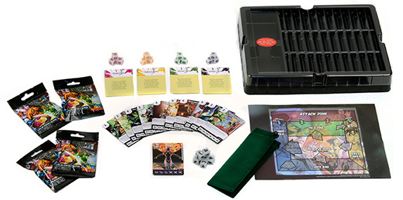 DC Comics Dice Masters: War of Light Play Collector
