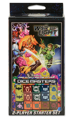 DC Comics Dice Masters: War of Light