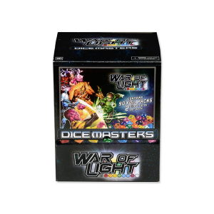 DC Comics Dice Masters: War of Light Gravity Feed