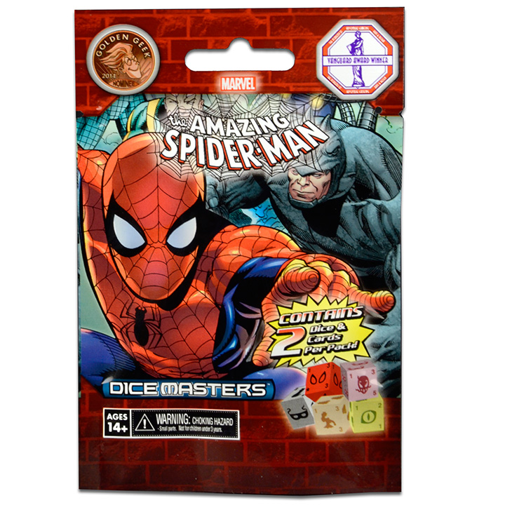 Marvel Dice Masters: The Amazing Spider-Man | Dice Masters