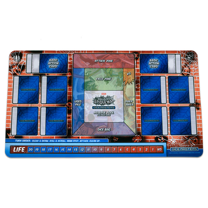 Marvel Dice Masters: The Amazing Spider-Man Play Mat