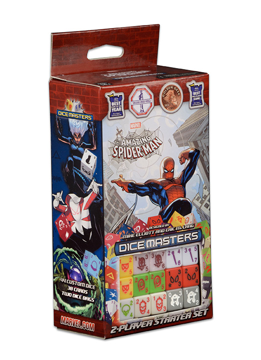 Marvel Dice Masters: The Amazing Spider-Man
