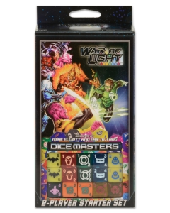 Dc Comics Dice Masters War Of Light Available Now In