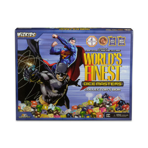 DC Comics Dice Masters: World
