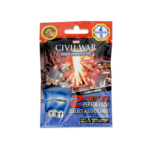 Marvel Dice Masters: Civil War Pack