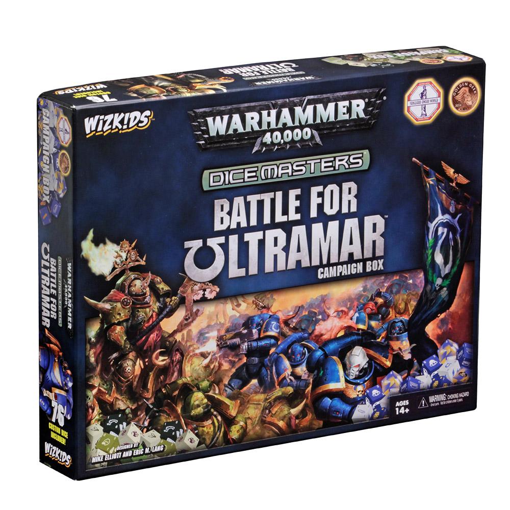 Warhammer 40,000 Dice Masters: Battle for Ultramar | Dice